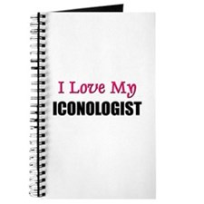 I Love My ICONOLOGIST Journal