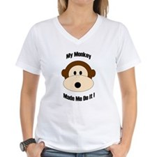 Unique Love monkey Shirt