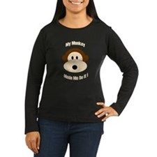 Cute Monkey do T-Shirt