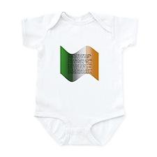 Unique Danny boy Infant Bodysuit