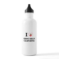 I love Chino Hills Cal Water Bottle