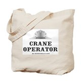 Crane Operator Tote Bag