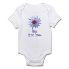 Lotus Groom's Niece Infant Bodysuit