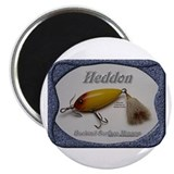 "Heddon Bucktail 2.25"" Magnet (100 pack)"
