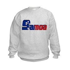 Samoa Flag Sweatshirt