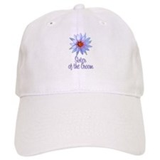 Lotus Groom's Sister Baseball Cap