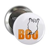 "Big Ghost 2.25"" Button (100 pack)"