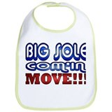 Big Sole Com'in, Move! Bib