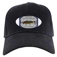 Michigan Lifelike Minnow Baseball Hat