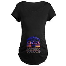 USA / Armenian Parts 1a T-Shirt