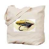 Farlow Salmon Fly Tote Bag