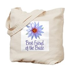 Lotus Bride's Best Friend Tote Bag