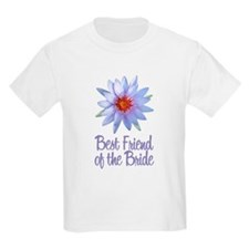 Lotus Bride's Best Friend T-Shirt