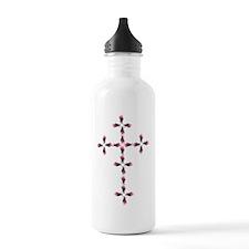 New Retro Tuna Cross.  Water Bottle