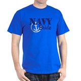Navy Bride T-Shirt