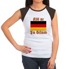 Kiss Me I'm German Tee