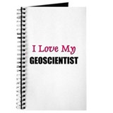 I Love My GEOSCIENTIST Journal