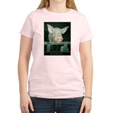 Pen Pal Women's Pink T-Shirt