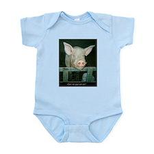 Pen Pal Infant Creeper