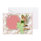 Absinthe - The Green Fairy Greeting Cards (Pk of 2