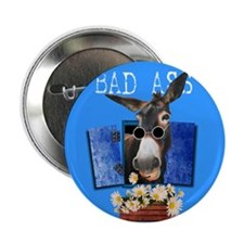 "Bad Ass 2.25"" Button (100 pack)"