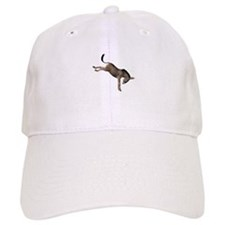 Kicking Donkey Baseball Cap