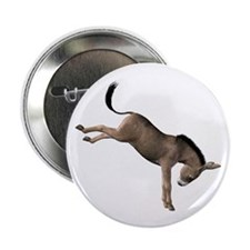 "Kicking Donkey 2.25"" Button (10 pack)"