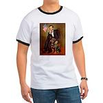 Lincoln's Rottweiler Ringer T
