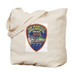 SF Environmental Patrol Tote Bag