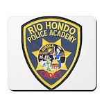 Rio Hondo Police Academy Mousepad