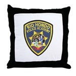Rio Hondo Police Academy Throw Pillow
