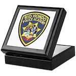 Rio Hondo Police Academy Keepsake Box