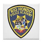 Rio Hondo Police Academy Tile Coaster