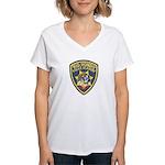 Rio Hondo Police Academy Women's V-Neck T-Shirt