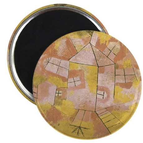 Klee round magnet