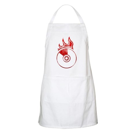 Hot Music BBQ Apron