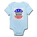 Impeach Bush Infant Creeper