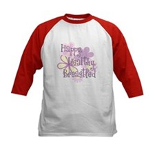 Happy Healthy Breastfed - pur Tee