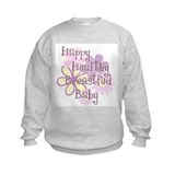 Happy Healthy Breastfed Baby Jumpers