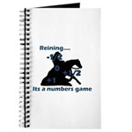 Reining is a numbers game Journal