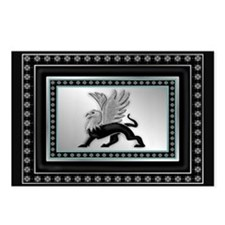 Griffin Magic Postcards (Package of 8)