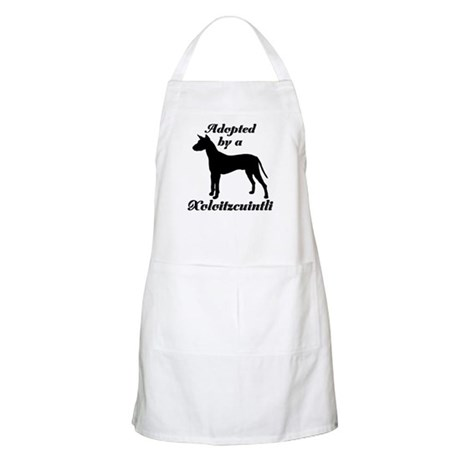 ADOPTED by a Xolo BBQ Apron