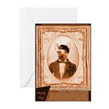 Xolo RUPERT Greeting Cards (Pk of 10)