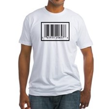 Shirt with BARCODE image!