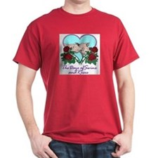"""THE DAZE OF SWINE AND ROSES"" T-Shirt"