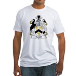 Kestell Family Crest Fitted T-Shirt