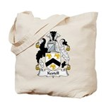 Kestell Family Crest Tote Bag