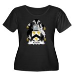 Kestell Family Crest Women's Plus Size Scoop Neck