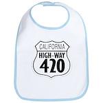 California High-Way 420 Bib
