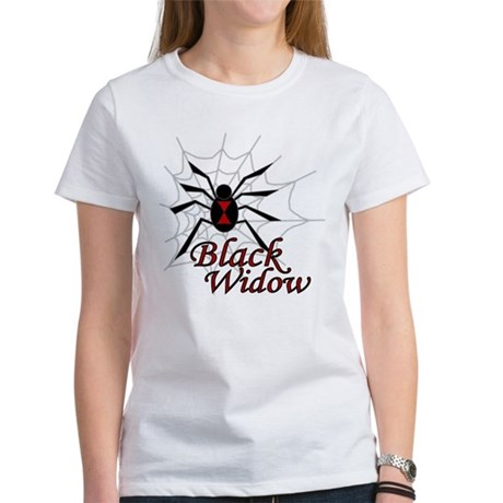 Black Widow Women's T-Shirt